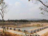金沙鎮公所東山觀音寺池塘改善工程