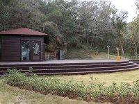 獅山砲陣地轉化為榴砲主題園區展示工程